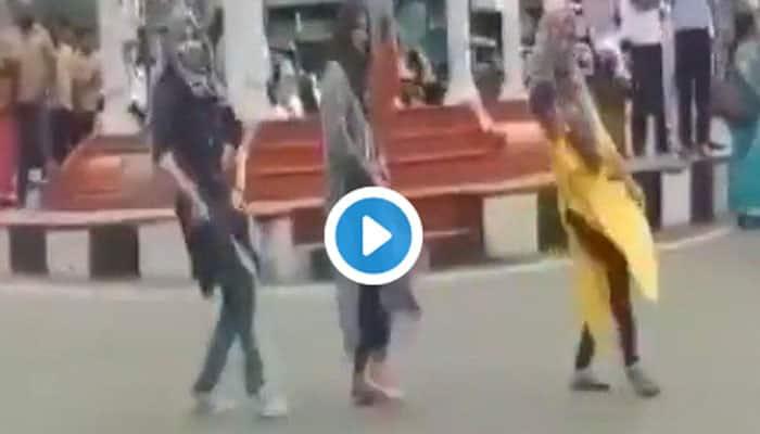 """வீடியோ: இதுதான் """"ஜிமிக்கி கம்மல்""""-ன் புதிய வர்ஷன்!!"""