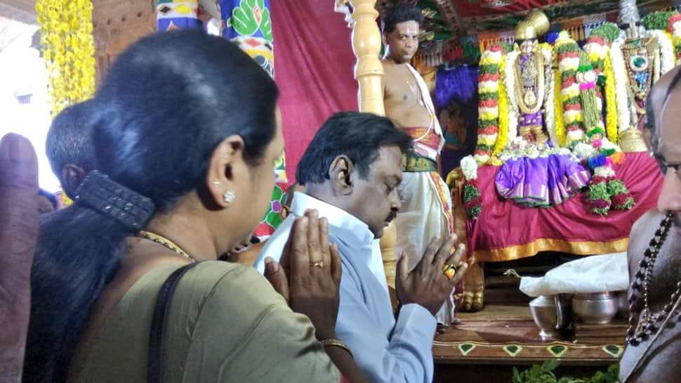 ஆண்டாள் விவகாரத்தில் வைரமுத்துவுக்கு எதிராக விஜயகாந்த்!