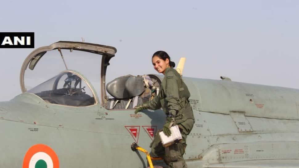 இந்திய போர் விமானத்தின் முதல் பெண் ஓட்டுநர் - அரிய தகவல்கள்!