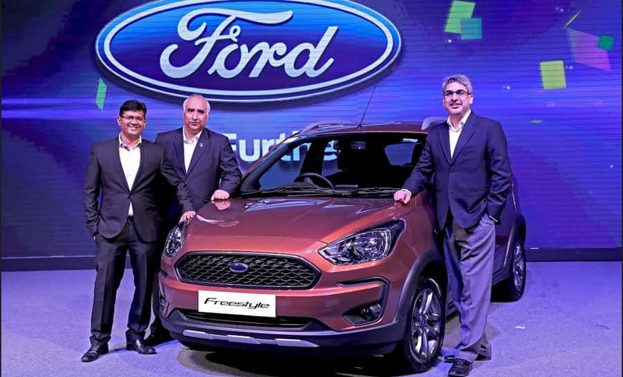 இந்தியா-ல் இன்று முதல் Ford Freestyle -ன் முன்பதிவு தொடக்கம்!