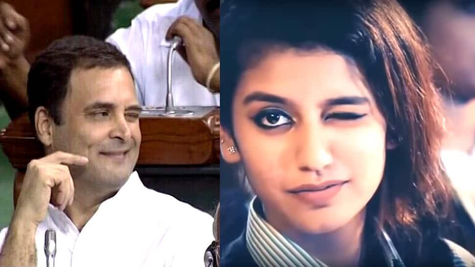 WATCH VIDEO: இணையத்தை கலக்கும் ராகுல்-வாரியர்!