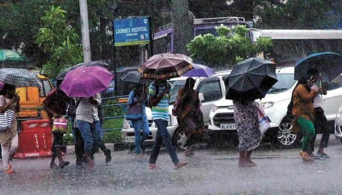 TN & புதுவையில் 24 மணி நேரத்தில் மழை: இன்றைய வானிலை முன்னறிவிப்பு...!