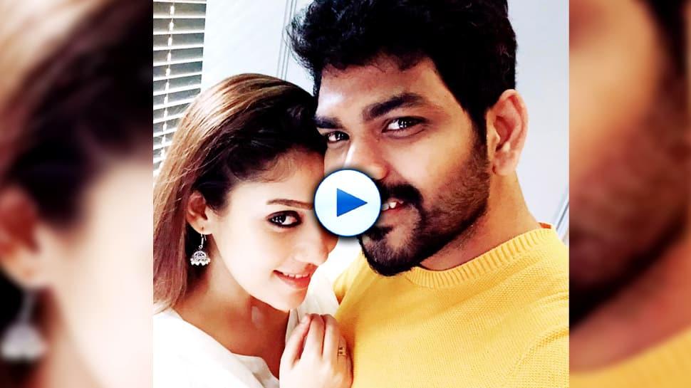 Watch: விக்னேஷ் சிவனை தோற்கடித்த நயன்தாரா....எதுல தெரியுமா?....