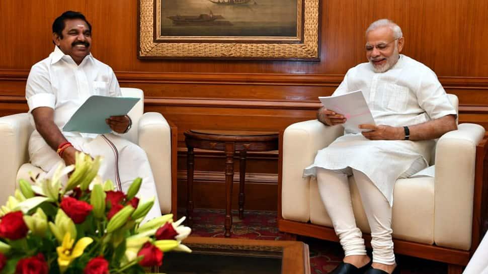 #Gaja நிவாரண நிதி: மத்திய அரசு ரூ.200 கோடி நிதியுதவி!