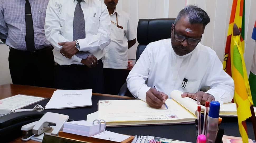 வீழ்ந்திருக்கும் தேசத்தை கட்டியெழுப்புவோம் - ஆளுநர் ராகவன்!
