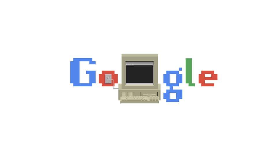 World Wide Web: கௌரவிக்கும் வகையில் சிறப்பு டூடுல்!