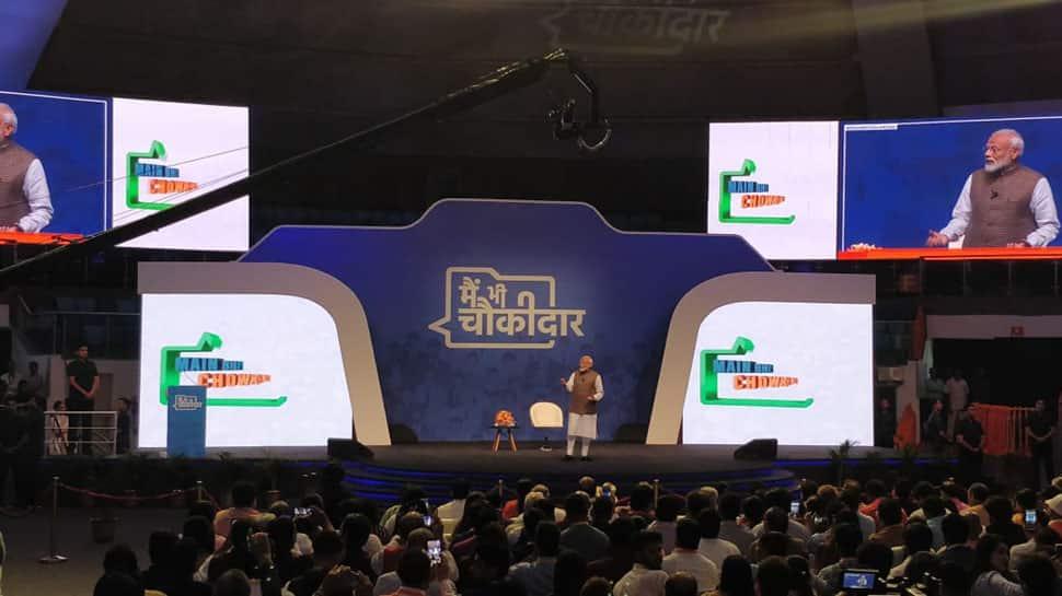 தேசமும், மக்களும் தான் எனது பிரதானம்; தேர்தல் அல்ல: PM மோடி
