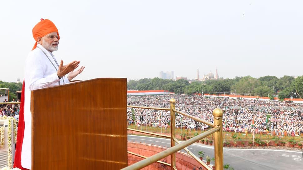மம்தா-வின் பிரதமர் கனவு பலிக்காது., -நரேந்திர மோடி தாக்கு!