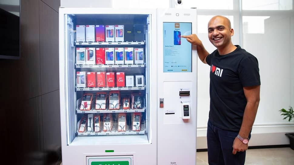 ஸ்மார்ட்போன்களை விற்க வெண்டிங் மெஷின்: Xiaomi அதிரடி!