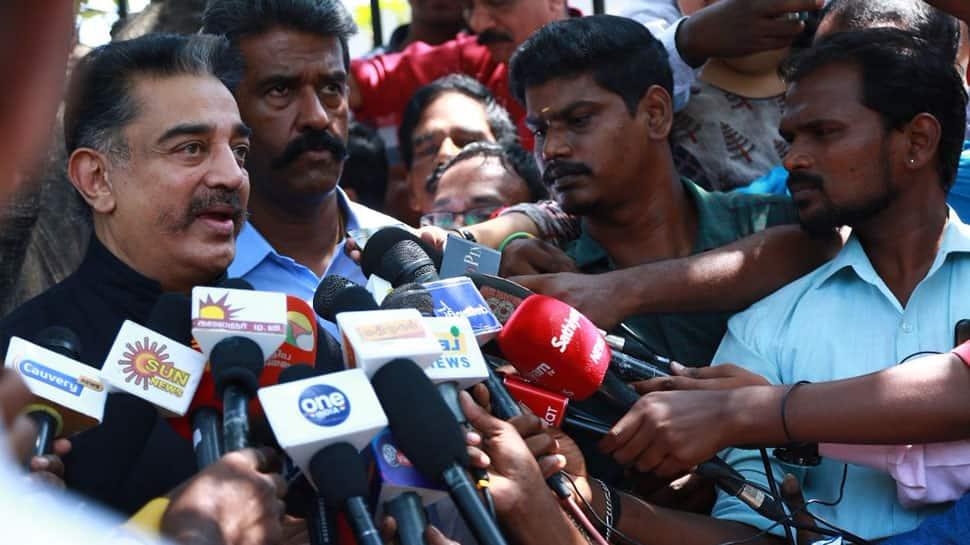 தான் பேசியது சரித்திர உண்மை என MNM தலைவர் கமல்ஹாசன் திட்டவட்டம்!!