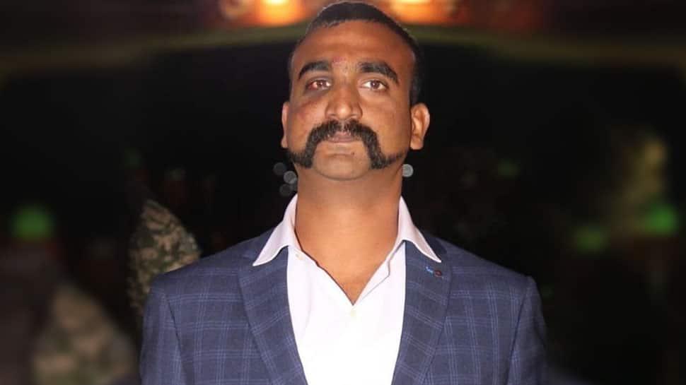 IAF வீரர் அபிநந்தன் படைப்பிரிவினருக்கு 'பால்கன் ஸ்லேயர்ஸ்' பேட்ஜ்!