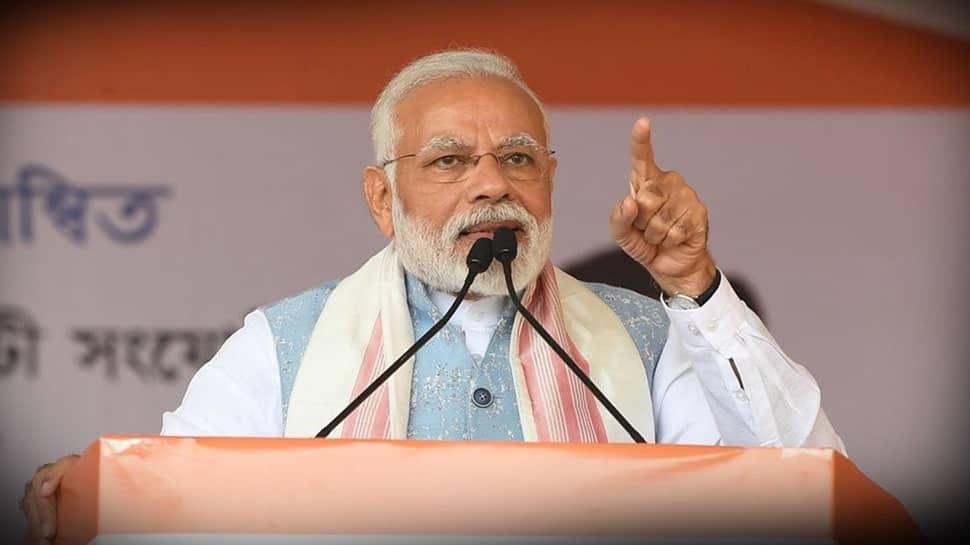 முதலில் நான் BJP-ன் தொண்டன்; பின்னர் தான் நாட்டின் பிரதமர்: மோடி!