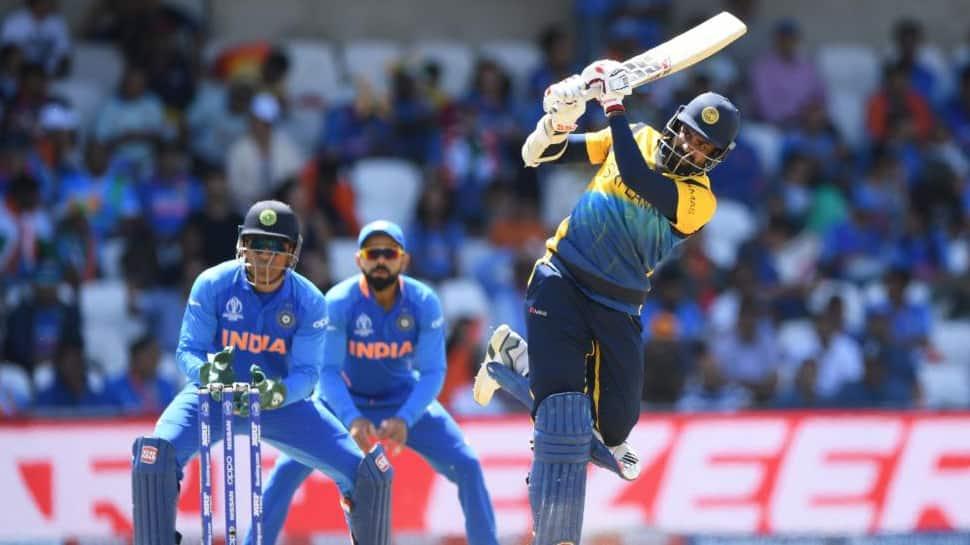 இலங்கைக்கு எதிரான போட்டியில் இந்தியா வெற்றிபெற 265 ரன்கள் தேவை!