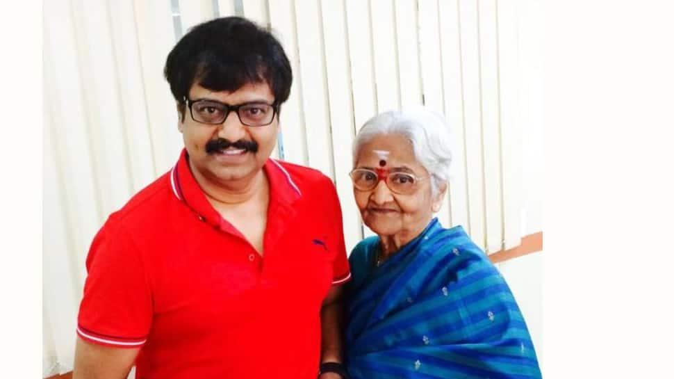 திரைப்பட நடிகர் விவேக்கின் தாயார் மணியம்மாள் காலமானார்!