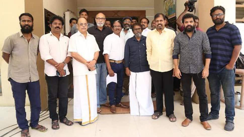 தமிழ் திரைப்பட இயக்குநர்கள் சங்கத் தேர்தல் வாக்குப்பதிவு தொடக்கம்!