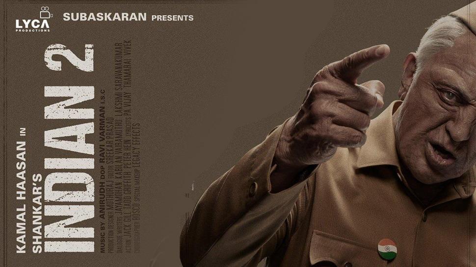 விரைவில் தொடங்குகிறது 'இந்தியன் 2' படப்பிடிப்பு பணிகள்....
