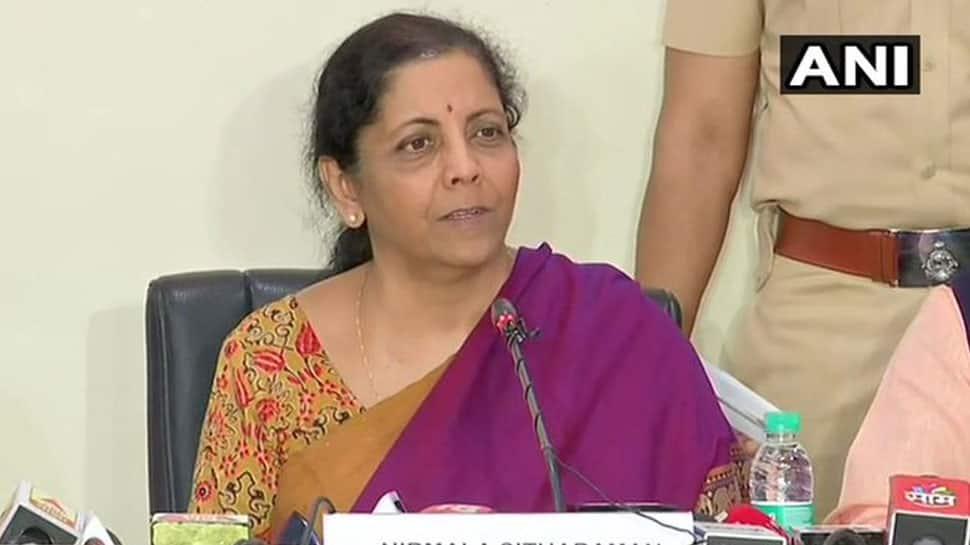 RBI நிதியை குறித்து ராகுல்காந்தியின் கருத்துக்கு பதிலடி தந்த நிர்மலா சீதாராமன்