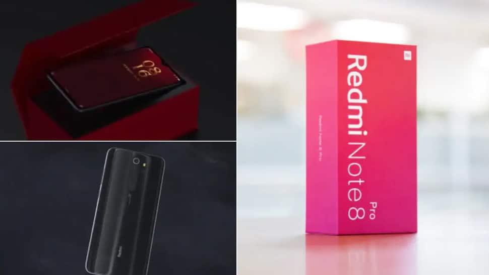 அற்புத அம்சங்களுடன் விரைவில் வெளியாகும் Redmi Note 8!
