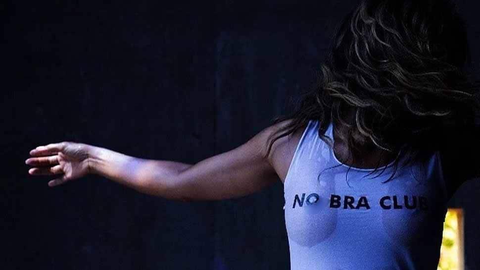 பெண்ணின் தனிப்பட்ட சுதந்திரத்தை வெளிப்படுத்த #NoBra இயக்கம்..!