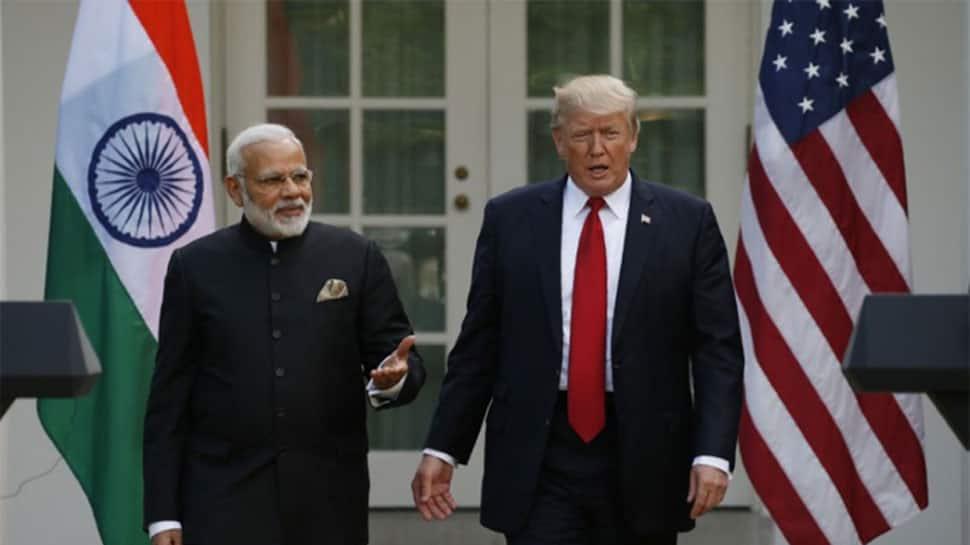 இந்தியா - பாகிஸ்தான் உடன் ஒன்றாக அமர்ந்து பேசுவேன்: டொனால்ட் டிரம்ப்