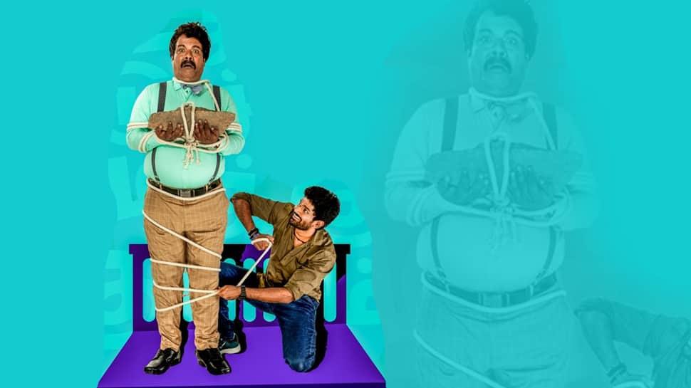 டக்கு முக்கு டிக்கு தாளம் திரைப்பட பர்ஸ்ட் லுக் போஸ்டர் வெளியானது!