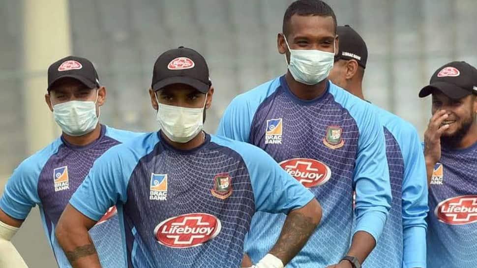 டெல்லி மாசு-வில் விளையாடிய இந்தியா-வங்கதேச அணிகளுக்கு நன்றி!
