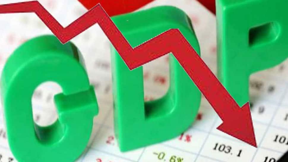6 ஆண்டுகளில் இல்லாத அளவுக்கு GDP வளர்ச்சி 4.5 சதவீதமாக குறைந்தது