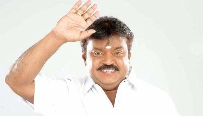 DMDK தலைவர் விஜயகாந்த் மீதான அவதூறு வழக்குகளை வாபஸ் பெற்றது தமிழக அரசு
