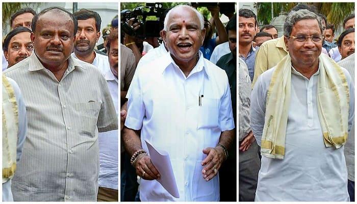 யெடியூரப்பா தலைமையிலான BJP அரசுக்கு பெரிய சோதனை; இன்று வாக்கு எண்ணிக்கை!