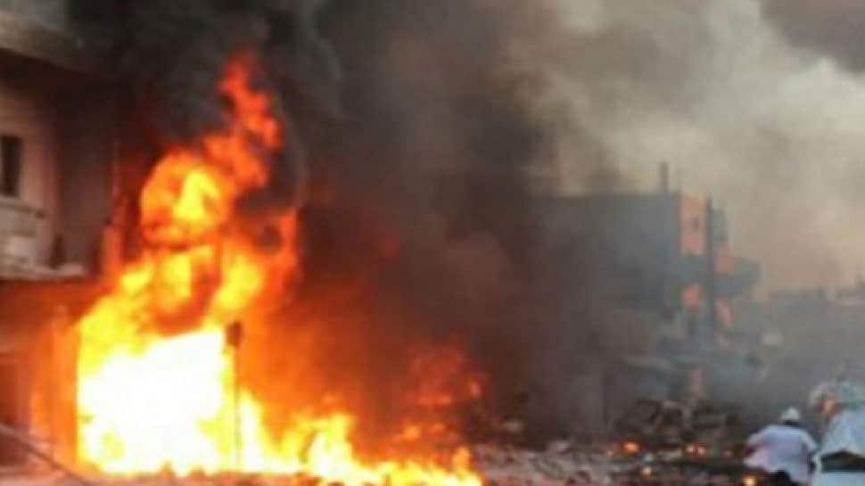 பாகிஸ்தான் மசூதியில் நடந்த குண்டுவெடிப்பில் 16 பேர் பலி; 20 பேர் காயம்
