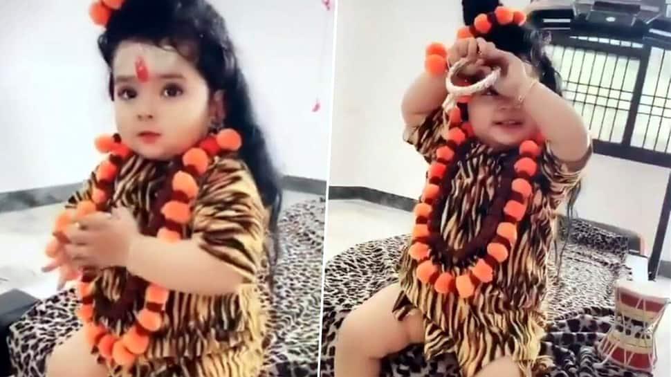 TikTok-ல் கலக்கும் 'லிட்டில் போல் நாத்'; வைரலாகும் Video!
