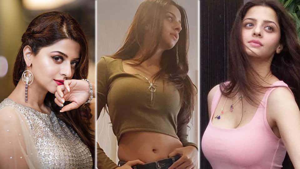 Actress Vedhika