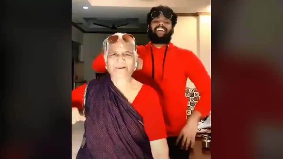 பாலிவுட் ரசிகர்களை கவர்ந்த தமிழக பாட்டியின் TikTok வீடியோ...