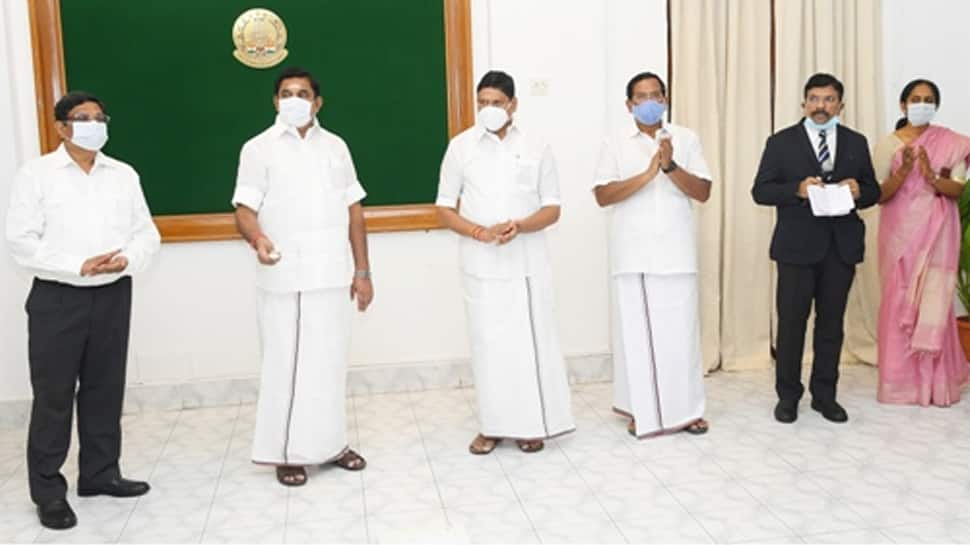 தமிழகத்தில் ரூபாய் 235 கோடி மதிப்பீட்டில் அமைகிறது தொழில்நுட்ப பூங்கா...