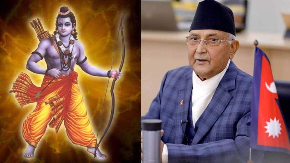 உண்மையில் கடவுள் ராமர் ஒரு நேபாளி; இந்தியர் அல்ல: நேபாள PM ஒலி!