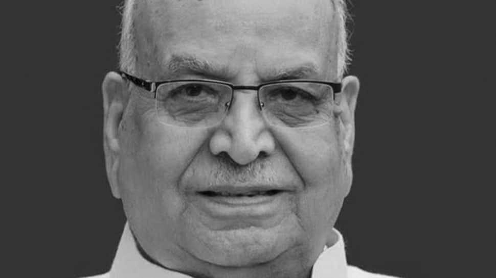 மத்திய பிரதேச ஆளுநர் லால்ஜி டாண்டன் 85 வயதில் காலமானார்
