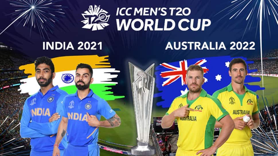 இந்தியாவில்  நடைபெறும் டி-20 உலகக் கோப்பை கிரிக்கெட் தொடர்: ICC அறிவிப்பு