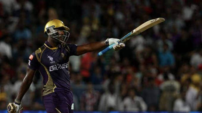 KKR`s Andre Russell hit most 6s in IPL 2019