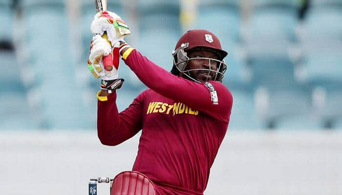 Chris Gayle hit most sixes in IPL 2015