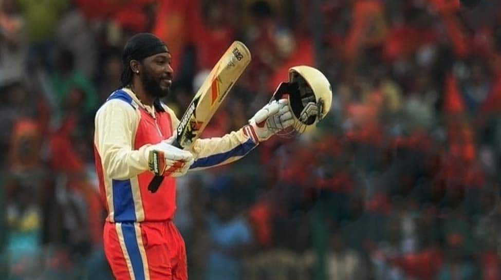 Chris Gayle ended IPL 2013 with most sixes