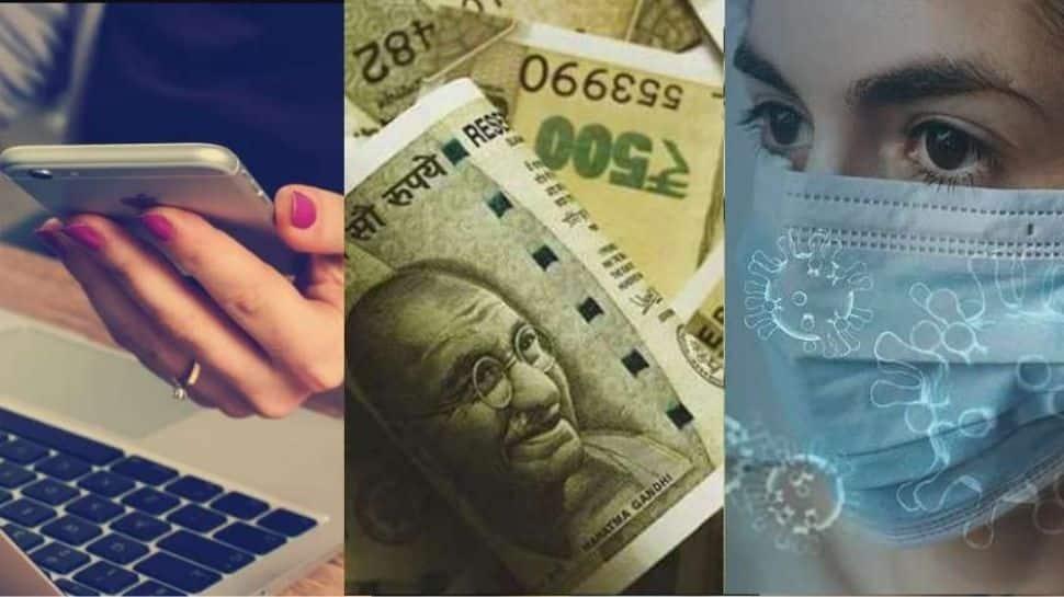 Shocking ஆய்வு: Smartphones, Currency note-களில் 28 நாட்களுக்கு இருக்கும் Corona Virus