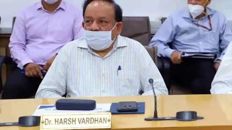 இந்தியா தற்போது COVID-19-ன் சமூக பரவல் நிலையில் உள்ளது: சுகாதார அமைச்சர் Harsh Vardhan
