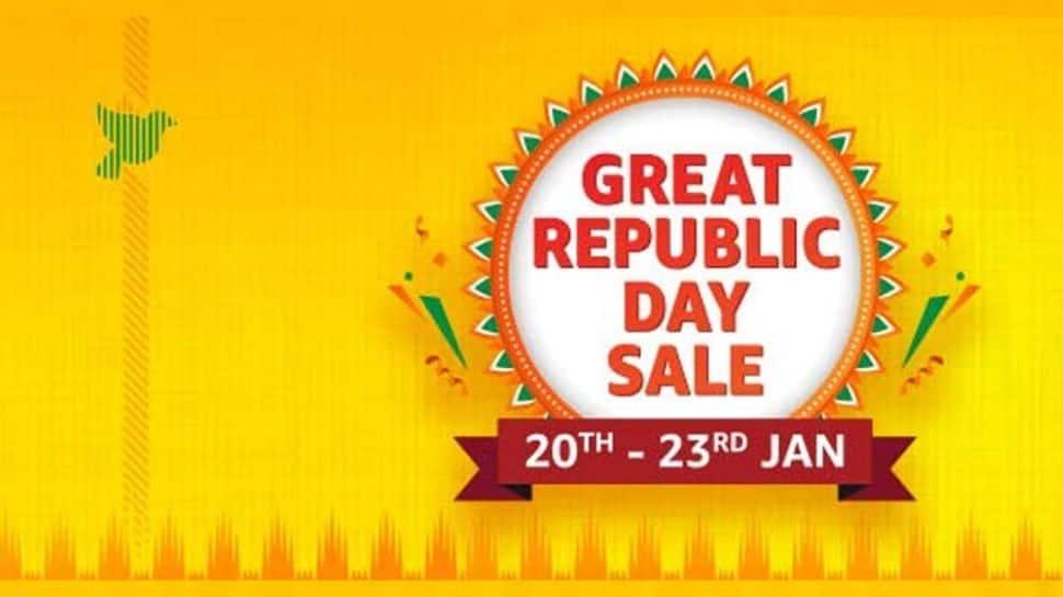 Amazon Republic Day Sale இன்று முதல் தொடக்கம்! 70% வரை தள்ளுபடி!