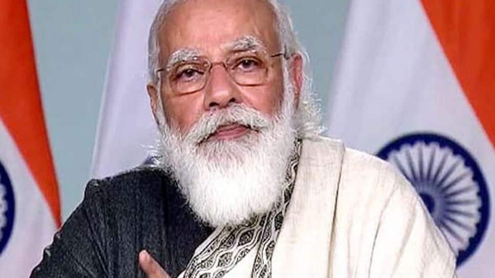 கொரோனா தடுப்பூசி போட்டுக்கொண்ட முன்கள பணியாளர்களுடன் PM Modi உரை!
