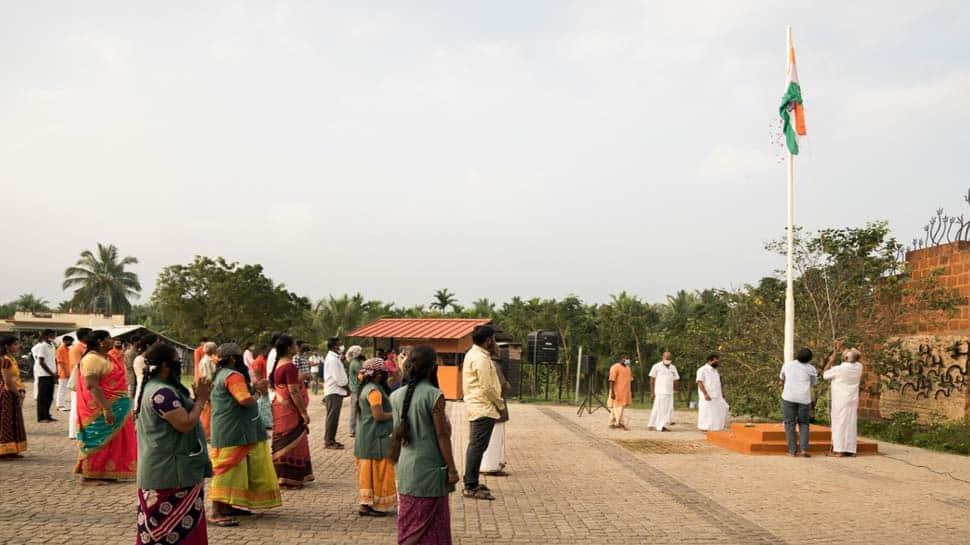 Isha Foundation: ஈஷாவில் குடியரசு தின விழா கொண்டாட்டம்