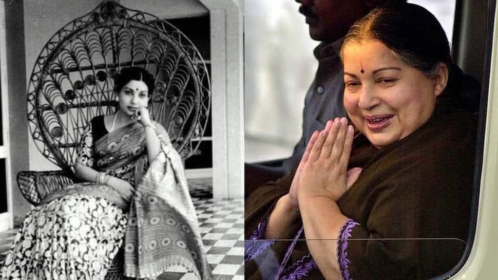 """J.Jayalalitha பிறந்தநாள்: """"நதியை தேடி வந்த கடல்"""" கடற்கரையில் உறங்குகிறது"""