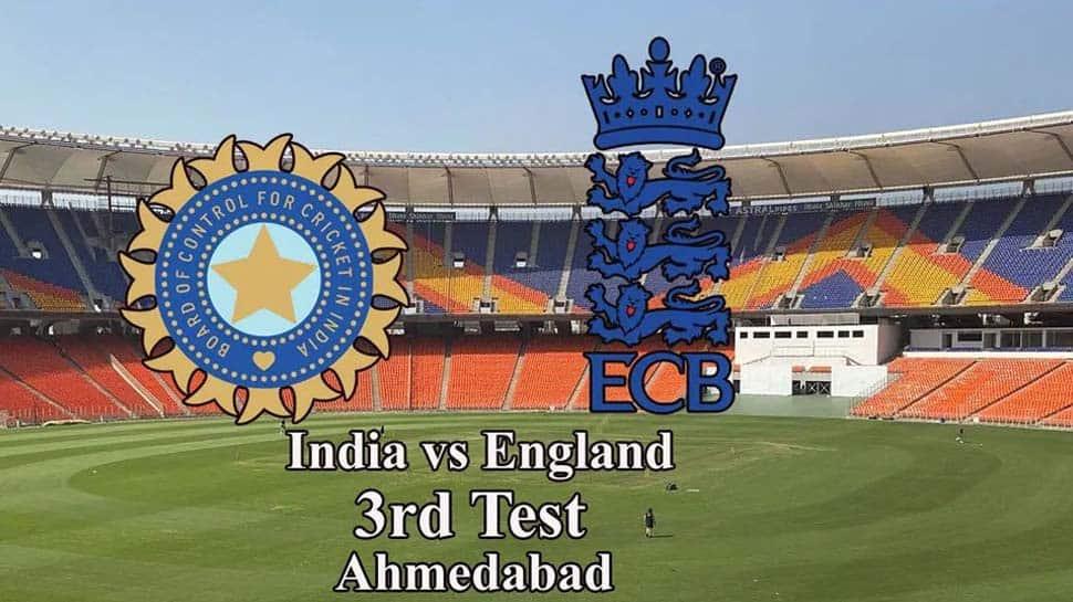 IND vs ENG 3rd Test: இங்கிலாந்து 112 ரன்னிற்கு All out, இந்தியா 3 விக்கெட் இழந்தது