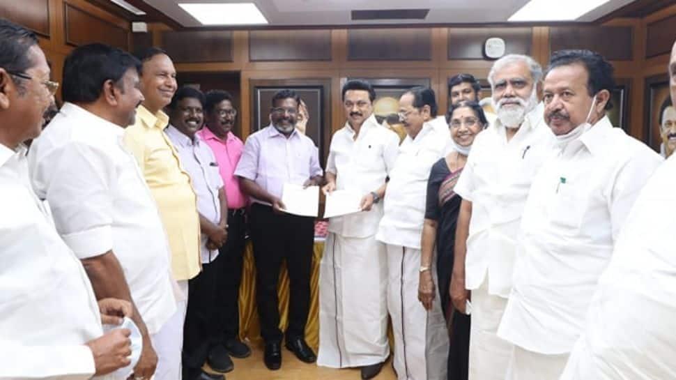 TN Assembly Elections: விடுதலை சிறுத்தைகள் கட்சிக்கு ஆறு தொகுதிகளை ஒதுக்கியது திமுக