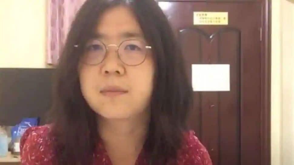 சீனாவின் கொரோனா சதியை உலகுக்கு காட்டிய Zhang Zhan-னின் உண்ணாவிரதம் சிறையில் தொடர்கிறது