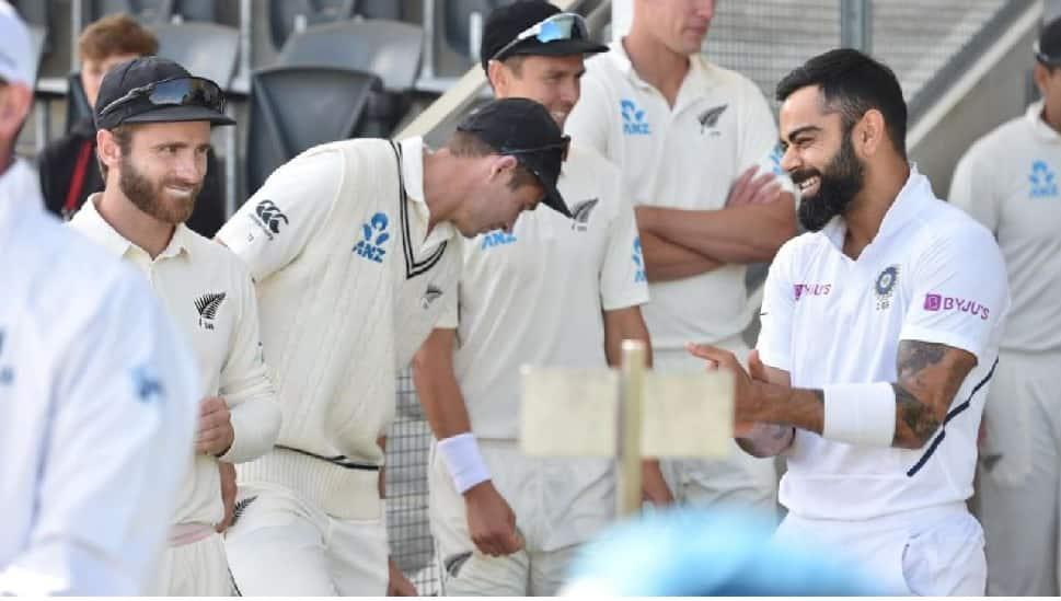 சவுத்தாம்ப்டனில் India Vs New Zealand ICC உலக டெஸ்ட் சாம்பியன்ஷிப் இறுதிப் போட்டி